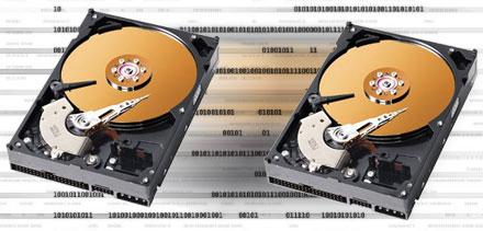 Hard disk cloning