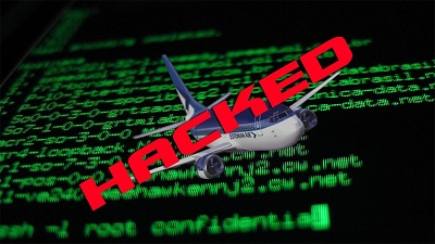hackers can crash the plane
