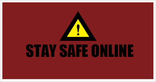 stay safe online while using internet