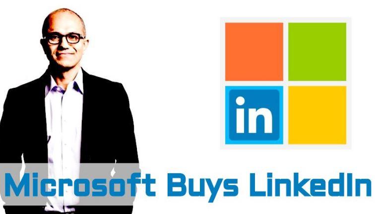 buy linkedIn