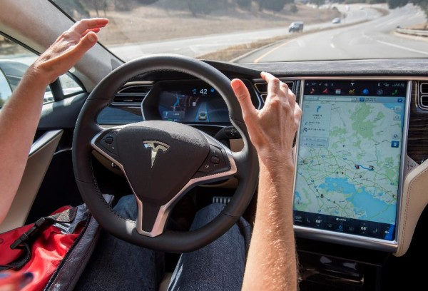 issues around the autopilot car